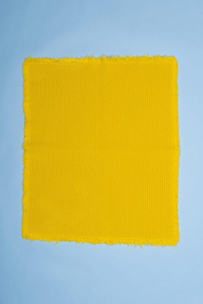 Divi details | tappeto bagno cotone intrecciato verde lime